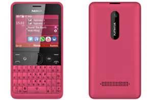 Hp Nokia Asha 210 Di Batam mobile guru desain