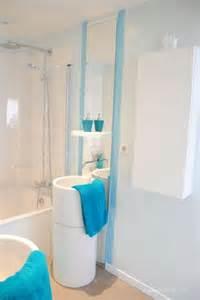 Merveilleux Salle De Bain Bleu Et Blanc #2: salle-bain-design-bleu-blanc.jpg