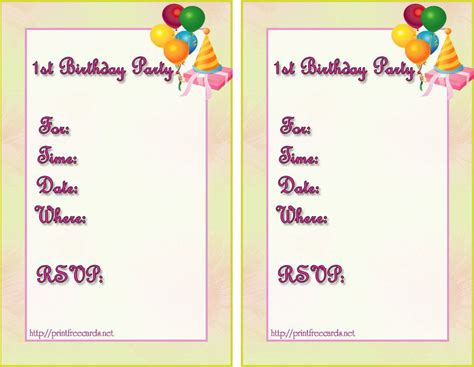 templates for making invitations birthday invitation maker birthday party invitations