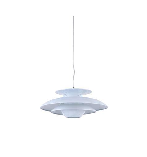 normal  lampara techo estilo nordico #1: lampara-techo-poul-henningsen-ph5-blanca.jpg