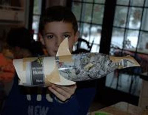 How To Make A Paper Mache Shark - paper mache and paper on