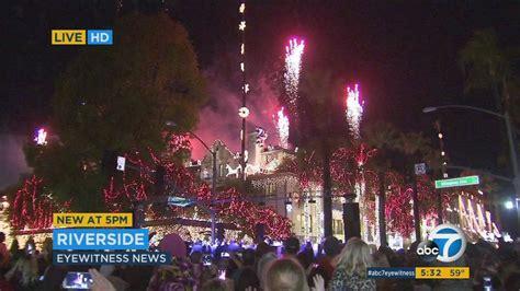 festival of lights riverside 2017 5 million holiday lights fireworks at festival of lights