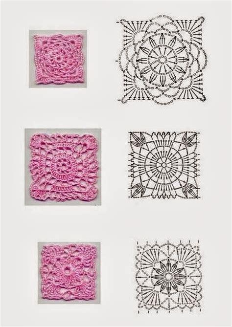 piastrelle crochet schemi uncinetto e crochet raccolta schemi uncinetto piastrelle