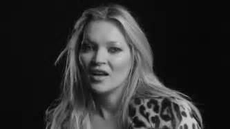 Kate Moss Must Submit A Test To Visit Us by Screen Tests Photographers Always Ask Kate Moss