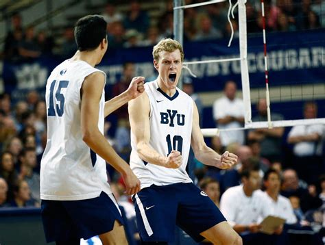 Byu Mba 2nd Block Courses by Byu S No 1 Cougars Sweep Uc Irvine In