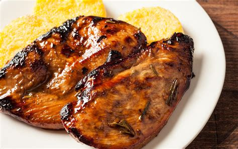 grilled chicken breasts with balsamic rosemary marinade recipe chowhound