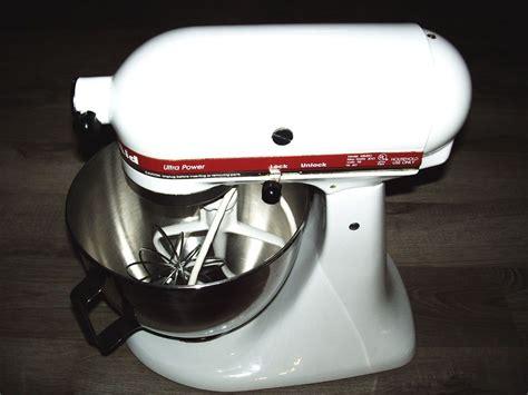 kitchen aid whitered ksm ultra power series  watts