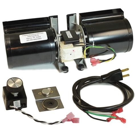 60 gfk 160 fireplace blower kit for heat n glo