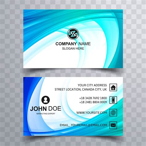 business card template in word business resume template word blank