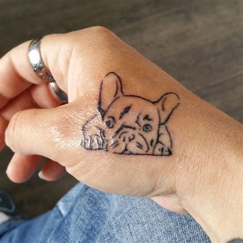 french bulldog tattoo 555 best images about ankle n foot ideas on