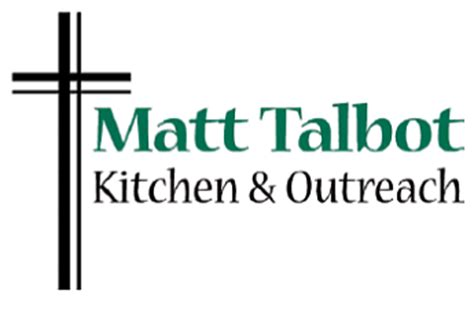matt talbot kitchen and outreach holds cutest photo