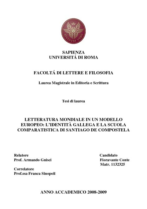 lettere moderne la sapienza sapienza universit 193 di roma facolt 193 di lettere e filosofia