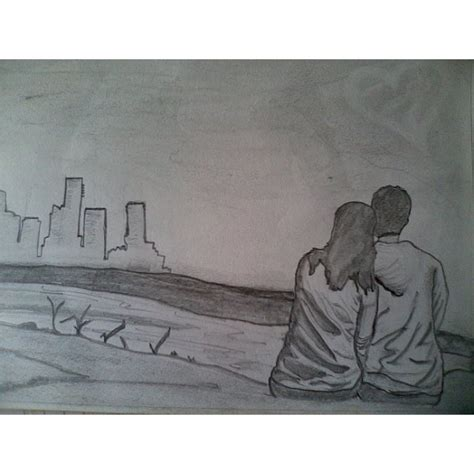 Handmade Sketches - pencil sketch images of couples pencil drawing collection
