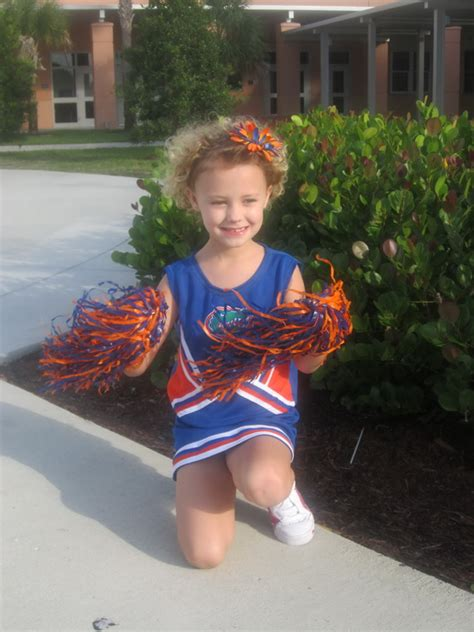 young little girls cheerleader images