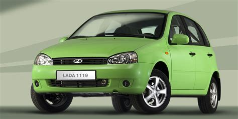 Renault Lada Renault Lada L Infiltr 233 Russe Autonews Fr