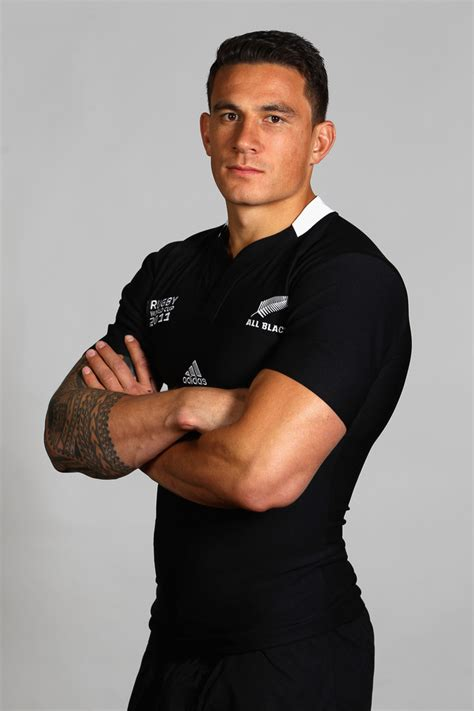 hairstyles new ealand more pics of sonny bill williams short straight cut 1 of