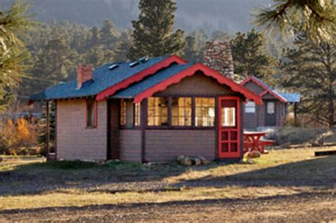 Cabins Estes Park Area by Tiny Town Cabins Updated 2017 Prices Cground