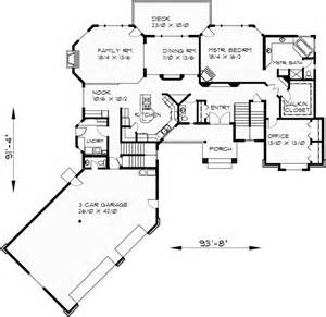 house plans master on country luxury house plan master on the bonus 3 car