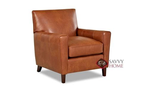 Glasgow Leather Chair By Savvy Is Fully Customizable By Leather Sofa Glasgow