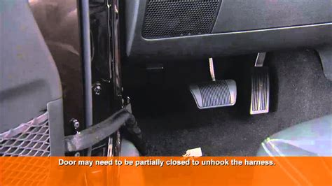 How To Remove Jeep Doors by 2014 Jeep Wrangler Front Door Removal