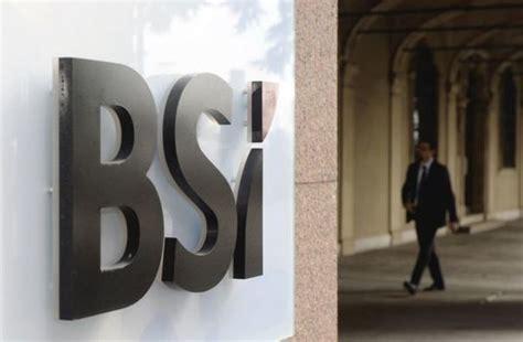bsi banca bsi la storica banca ticinese dovr 224 essere sciolta