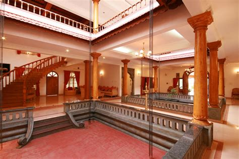 traditional kerala home interiors nalukettu courtyard seating kerala search courtyard kerala