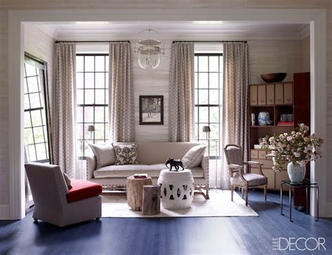 Apartment Dining Room Table by 1st Peek Thom Filicia Does Greenwich In Elle Decor