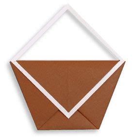 Suitcase Origami - origami bag