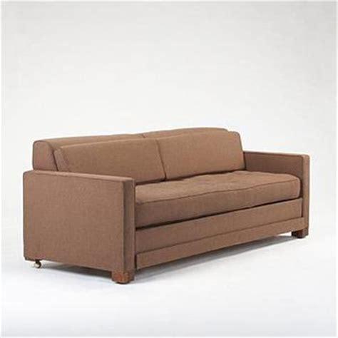 trundle sofa edward wormley trundle sofa dunbar usa