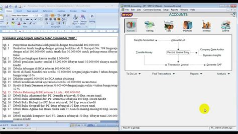 cara membuat jurnal umum di komputer cara membuat jurnal umum di ms excel pembuatan jurnal umum