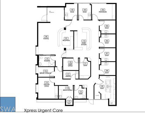 floorplan xpress xpress urgent care saunders wiant oc