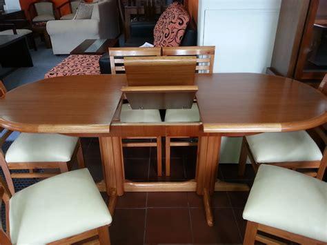 comedor ovalado extensible juego de comedor con mesa oval extensible serra