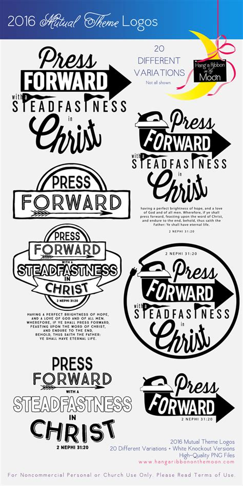 theme names for conferences 2016 mutual theme logos press forward with a