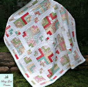 stepping quilt jelly roll by busygirlcreates craftsy