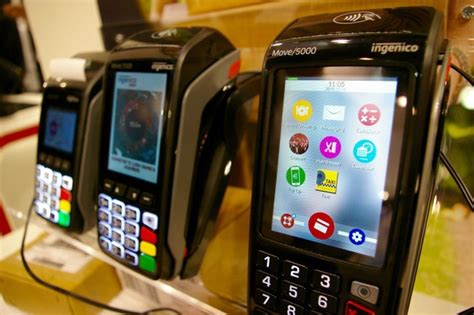 make room app ingenico s new card payment terminals make room for apps cio