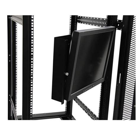 Mounting Rack by Lcd Mounting Bracket For 19in Server Racks Swivel