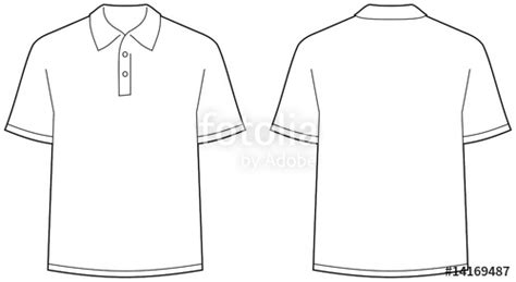 Kaos Huruf N Buy Side quot polo shirt front and back view quot stock image and royalty