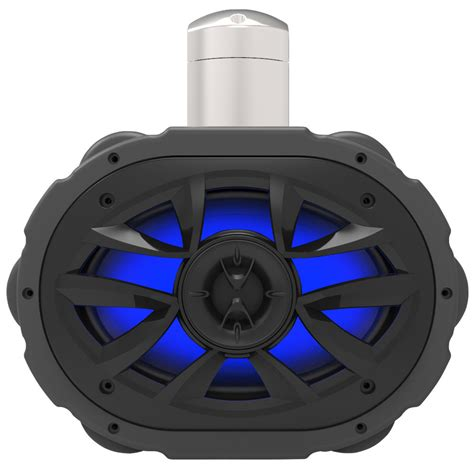 wireless boat tower speakers get 2018 s best deal on boss audio mrwt69rgb marine