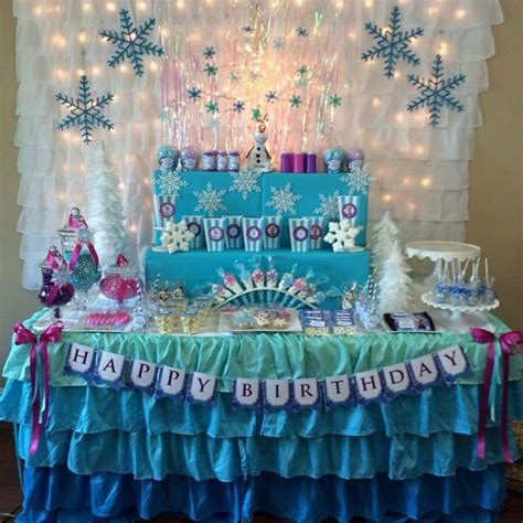 frozen decorations ideas frozen decoration frozen frozen