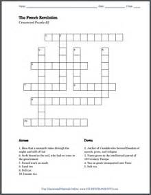 the revolution crossword puzzle 2