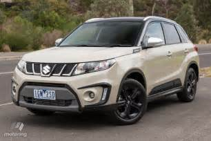 Suzuki Grand Vitara 4wd Suzuki Vitara S Turbo 2016 Review Motoring Au