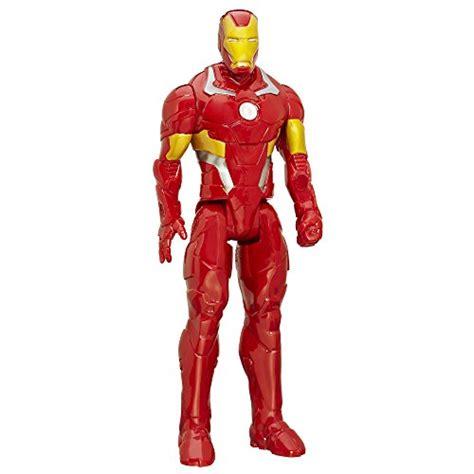 Marvel Titan Series Iron With Hover Pack Original Hasbro marvel heroes kamisco