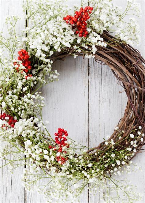 vogue living christmas wreath diy wreath