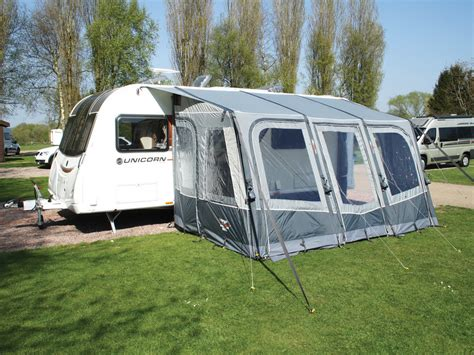 caravan awning reviews vango varkala 420 practical caravan
