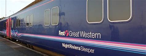 Sleeper To Cornwall by Cornwall Sleeper Timetable Fares