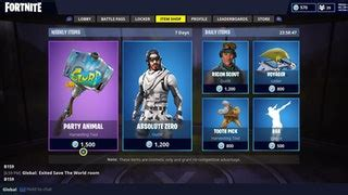 Best Item Kaos Team Zero X Store new weekly items time we a non pointy fortnitebr