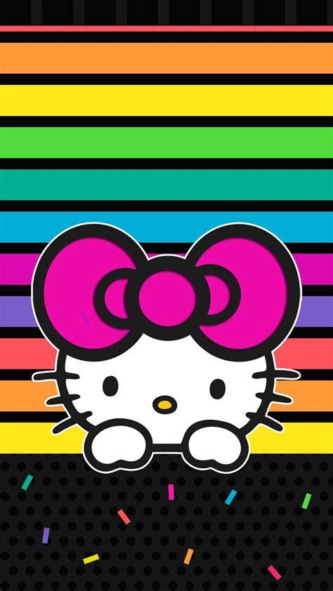 zero hello kitty themes hello kitty candy wallpaper iphone android theme