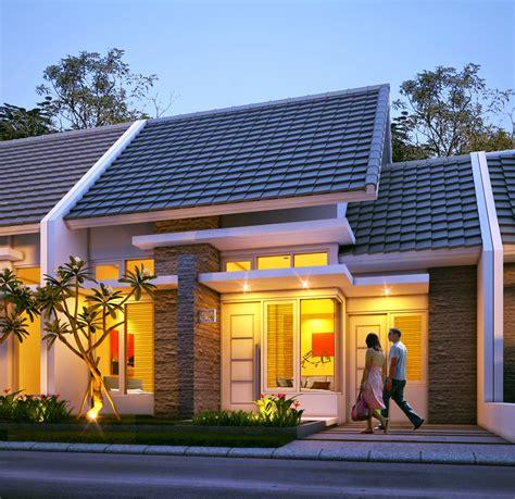 design minimalis type 45 rumah minimalis type 45 1 lantai desain fasad rumah