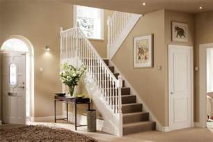Paint Colors For Hallways And Stairs by First Impressions Count Bringing Your Hallway To Life