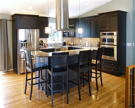Small Kitchen Islands eat in kitchens amp islands bel air construction